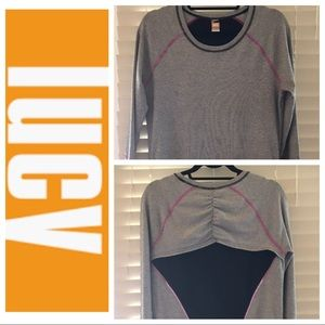 LUCY Athletic Top Size Large